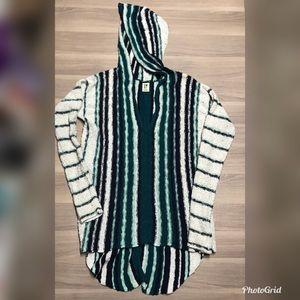 Roxy Knit Tunic Hoodie